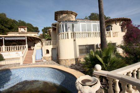 Вилла в Аликанте - Коста Бланка, 5 спален