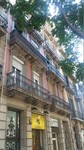 Typical apartment of Eixample district in Barcelona