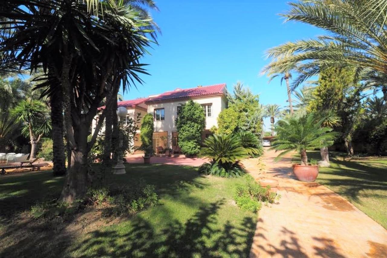 Вилла в Аликанте - Коста Бланка, 8 спален