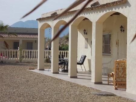 Вилла в Альмерия, 4 спальни