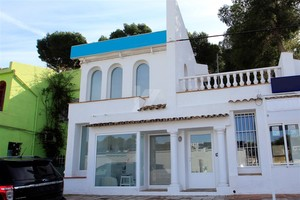 Commercial for sale in Moraira