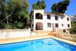 4 bedroom Villa for sale in Moraira €350,000