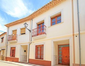 Townhouse for sale in Benissa
