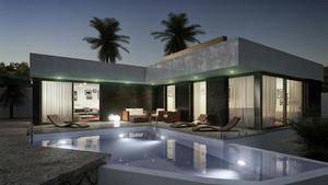 3 sovrum Villa till salu i Denia