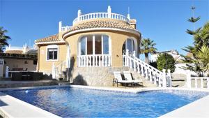 3 sovrum Villa till salu i Camposol