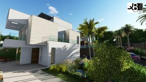 4 bedroom Villa for sale in Polop