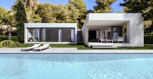 3 sovrum Villa till salu i Pedreguer