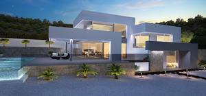 5 sovrum Villa till salu i Javea