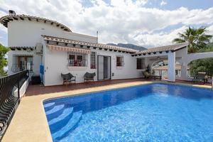 5 sovrum Villa till salu i Monte Pego