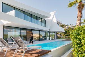 4 sovrum Villa till salu i Moraira