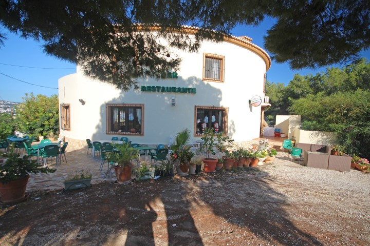 2 bedroom Commercial for sale in Moraira
