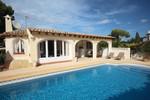 3 bedroom Villa for sale in Moraira €380,000