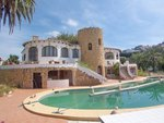10 bedroom Villa for sale in Benissa