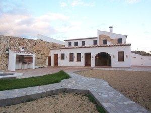 Finca for sale in Benissa