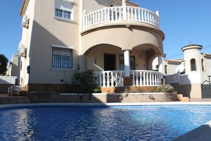 3 bedroom Villa for sale in El Galan