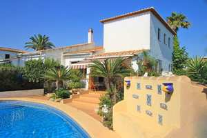 Townhouse for sale in Javea