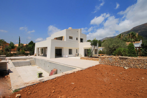 New completed project vila for sale in Javea