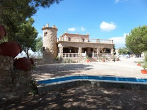 5 bedroom Finca for sale in Murcia
