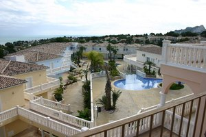 Apartment for sale in Benissa