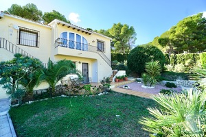 Townhouse for sale in Moraira