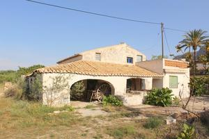 3 bedroom Finca for sale in Javea