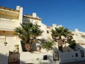 2 bedroom Townhouse for sale in Las Ramblas Golf