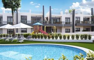 2 bedroom Villa te koop in Pilar de la Horadada