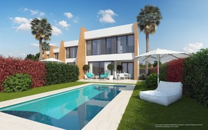 3 bedroom Villa te koop in Orihuela Costa