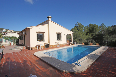 Property for sale in Alcalali | Costa Blanca