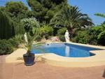 3 bedroom Villa for sale in Moraira €435,000