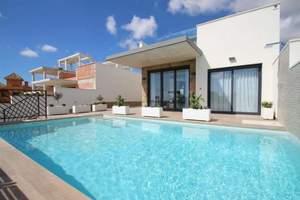 2 bedroom Villa for sale in Dehesa De Campoamor
