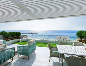 3 bedroom Penthouse for sale in Villajoyosa