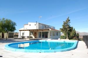 6 bedroom Villa te koop in Hondon de los Frailes