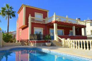 6 bedroom Villa te koop in La Nucia