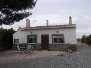 2 bedroom Villa for sale in Pinoso