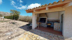 2 bedroom Villa for sale in Villena