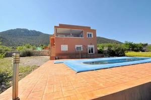 5 bedroom Villa for sale in Hondon de las Nieves