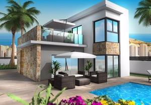 4 bedroom Villa te koop in Finestrat