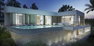 5 bedroom Villa te koop in Moraira