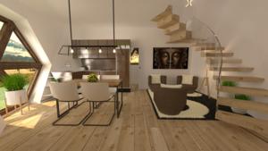 Villa de 1 dormitorio se vende en Pinoso