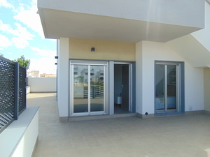 2 bedroom Villa for sale in Pilar de la Horadada