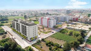 2 bedroom Appartement te koop in Murcia