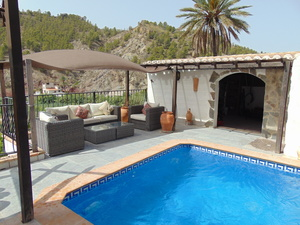 3 bedroom Finca te koop in Ricote
