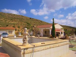 2 bedroom Villa for sale in Agost