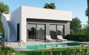 2 bedroom Villa for sale in Condado de Alhama