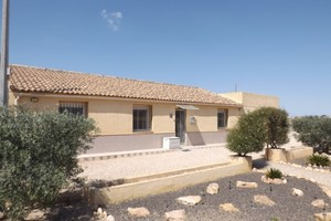 3 bedroom Finca te koop in Fuente Alamo
