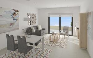 2 bedroom Appartement te koop in Arenales del Sol