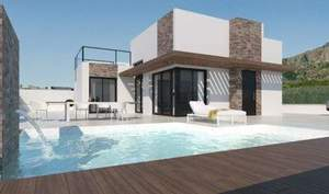 3 bedroom Villa for sale in Polop
