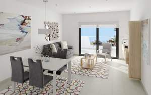 2 bedroom Penthouse for sale in Arenales del Sol