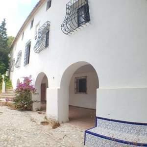 5 bedroom Finca for sale in Altea